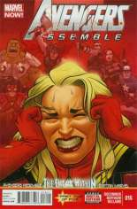 Avengers Assemble (2012-2014) #16 Variant A