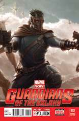 Guardians of the Galaxy (2013-2015) #3 Variant D: 1:25 Movie Cover