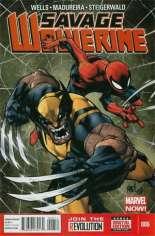 Savage Wolverine (2013-2014) #6 Variant A
