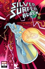 Silver Surfer Black (2019) #1 Variant I: Clover Press Variant