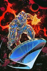 Silver Surfer Black (2019) #1 Variant K: IG Comics Trade Virgin Variant
