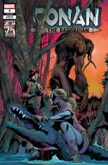 Conan The Barbarian (2019-2021) #7 Variant B: Marvels 25th Anniversary Variant