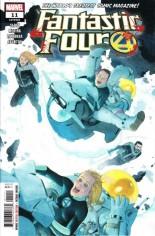 Fantastic Four (2018-2020) #11 Variant A