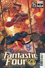 Fantastic Four (2018-2020) #11 Variant B: Marvels 25th Tribute Variant