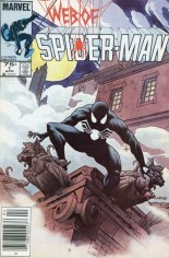 Web of Spider-Man (1985-1995) #1 Variant C: 75 Cent Variant