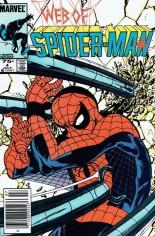 Web of Spider-Man (1985-1995) #4 Variant C: 75 Cent Variant