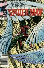 Web of Spider-Man (1985-1995) #3 Variant C: 75 Cent Variant