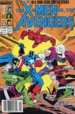 X-Men vs. the Avengers (1987) #1 Variant A: Newsstand Edition