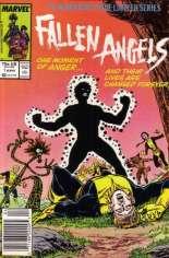 Fallen Angels (1987) #1 Variant A: Newsstand Edition