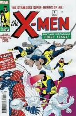 Uncanny X-Men (1963-2011) #1 Variant C: Facsimile Edition