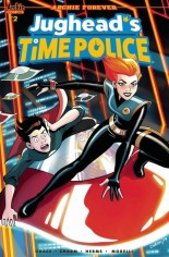Jughead's Time Police (2019) #2 Variant A