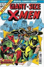 Giant-Size X-Men (1975-2005) #1 Variant D: Facsimile Edition