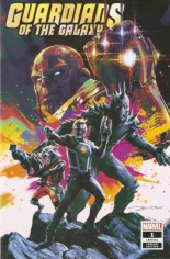 Guardians of the Galaxy (2019-2020) #1 Variant T: Comic Mint Exclusive
