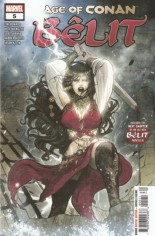 Age of Conan: Belit #5 Variant A