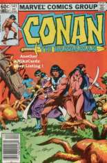 Conan the Barbarian (1970-1993) #141 Variant A: Newsstand Edition