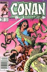 Conan the Barbarian (1970-1993) #162 Variant A: Newsstand Edition