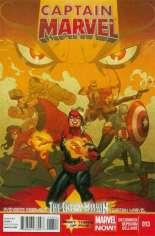 Captain Marvel (2012-2014) #13 Variant A