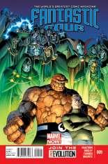 Fantastic Four (2012-2014) #9 Variant A