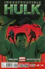 Indestructible Hulk (2013-Present) #9 Variant A