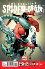 Superior Spider-Man (2013-2014) #12