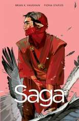 Saga (2012-2018) #TP Vol 2 Variant A