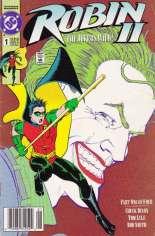 Robin II: The Joker's Wild #1 Variant A: Newsstand Edition