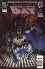 Batman: Shadow of the Bat (1992-2000) #0 Variant A: Newsstand Edition