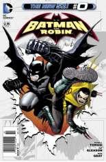 Batman and Robin (2011-2015) #0 Variant A: Newsstand Edition
