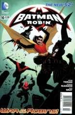 Batman and Robin (2011-2015) #10 Variant A: Newsstand Edition