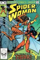 Spider-Woman (1978-1983) #49 Variant B: Direct Edition