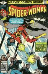 Spider-Woman (1978-1983) #21 Variant B: Direct Edition