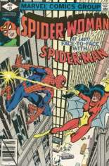 Spider-Woman (1978-1983) #20 Variant B: Direct Edition