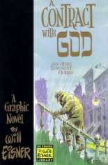 A Contract With God (1996) #TP Variant B: 2nd Printing