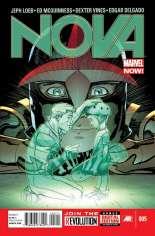 Nova (2013-2015) #5 Variant A