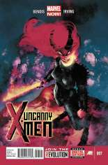 Uncanny X-Men (2013-2016) #7 Variant A