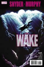 Wake (2013-2014) #2 Variant B: Incentive Cover