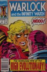 Warlock and the Infinity Watch (1992-1995) #3 Variant A: Newsstand Edition