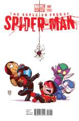 Superior Foes of Spider-Man (2013-2015) #1 Variant C: Baby Cover