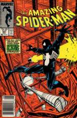 Amazing Spider-Man (1963-1998) #291 Variant A: Newsstand Edition