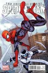 Superior Foes of Spider-Man (2013-2015) #1 Variant D: 1:50 Variant