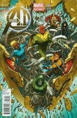 Avengers A.I. (2013-2014) #1 Variant D: 1:50 Variant