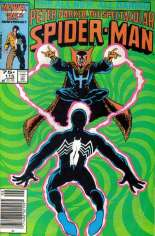 Spectacular Spider-Man (1976-1998) #115 Variant A: Newsstand Edition