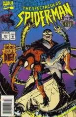 Spectacular Spider-Man (1976-1998) #221 Variant A: Newsstand Edition