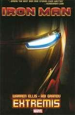 Iron Man (2005-2009) #TP Vol 1 Variant B: 2nd Edition
