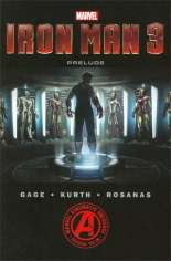 Marvel's Iron Man 3 Prelude #TP