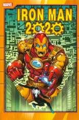 Iron Man 2020 (2013) #TP Variant A