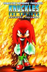 Knuckles: The Echidna Archives #TP Vol 4