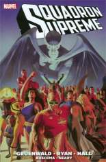 Squadron Supreme (1985-1986) #TP Variant C: 2nd Edition