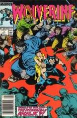 Wolverine (1988-2003) #7 Variant A: Newsstand Edition