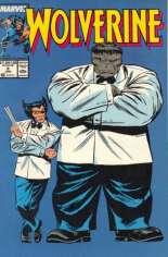 Wolverine (1988-2003) #8 Variant A: Newsstand Edition